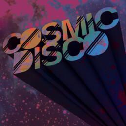 Flyer-Design-Cosmic-Disco