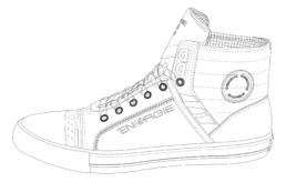 Illustrator-Study-Energie-Sneaker-Outlines